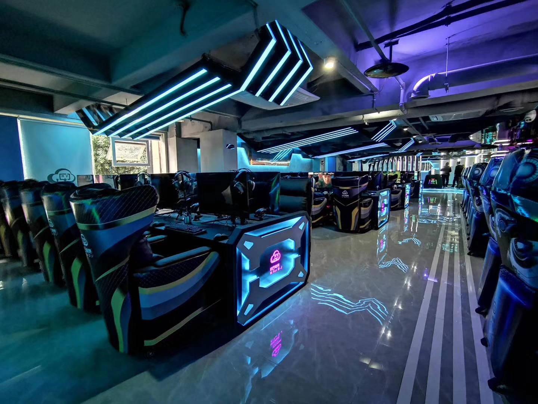 重庆网吧装修设计有哪些风格可以选择?