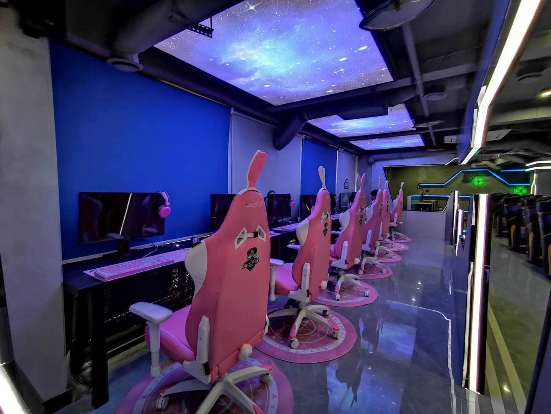 重庆网吧装修设计要点有哪些?如何将重庆网吧装修得美观又舒适?