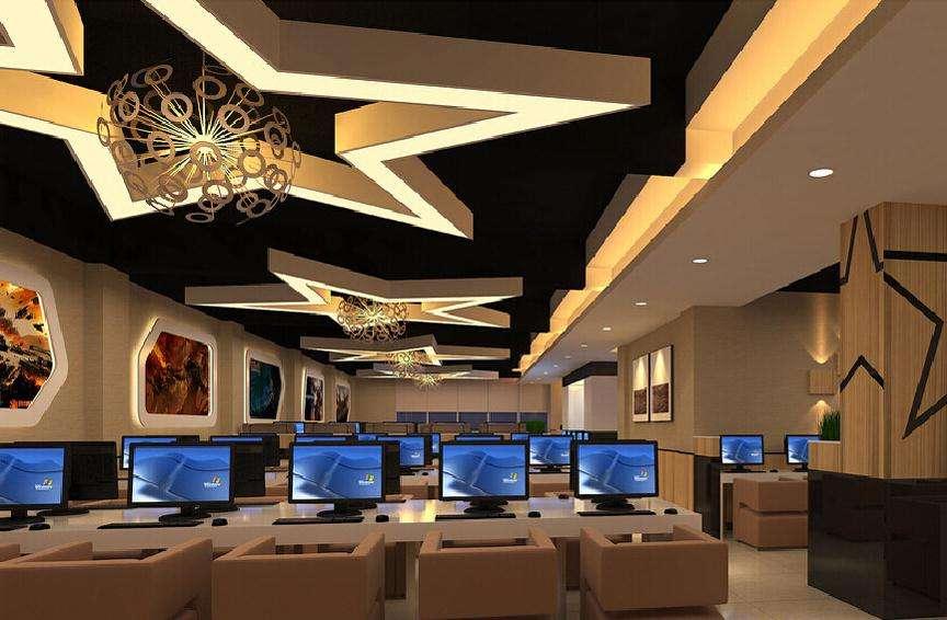 如何定位重庆网咖的装修风格?