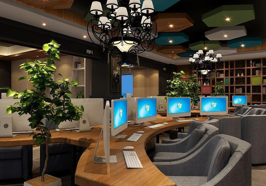 从电竞酒店发展看电竞显示器专业化演变